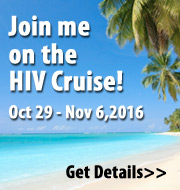 HIV POZ cruise