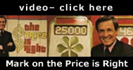 Mark S. King on the Price is Right